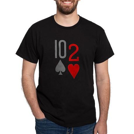 1997 WSOP Doyle Brunson Dark T-Shirt