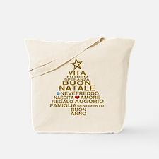Buon Natale Tote Bag