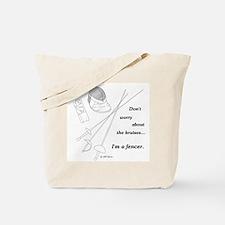 Bruises Tote Bag