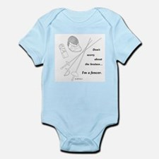 Bruises Infant Bodysuit