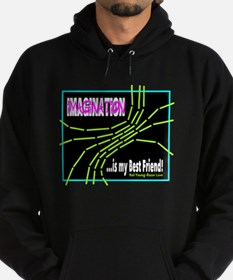 Imagination-Neil Young/t-shirt Hoody