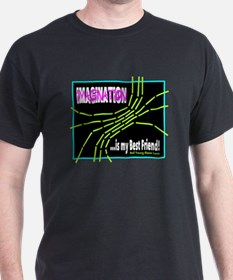 Imagination-Neil Young/t-shirt T-Shirt