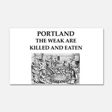 portland Wall Decal