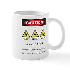 Caution! Schrodinger's Cat Mug