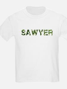 Sawyer, Vintage Camo, T-Shirt