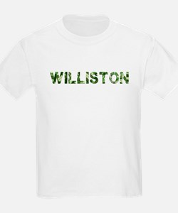Williston, Vintage Camo, T-Shirt