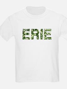 Erie, Vintage Camo, T-Shirt