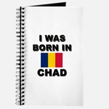 I Was Born In Chad Journal