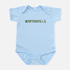 Martinsville, Vintage Camo, Infant Bodysuit