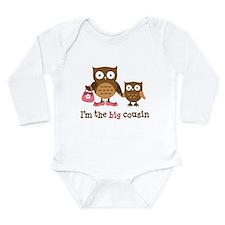 Big Cousin - Mod Owl Body Suit