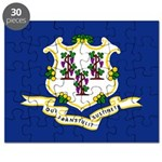 Flag of Connecticut Puzzle