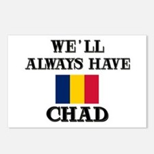 We Will Always Have Chad Postcards (Package of 8)