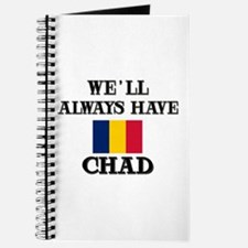 We Will Always Have Chad Journal