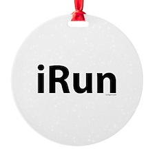 iRun Ornament