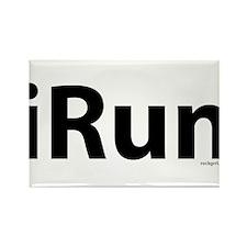 iRun Rectangle Magnet (10 pack)