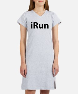 iRun Women's Nightshirt