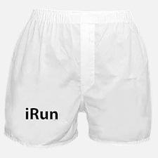 iRun Boxer Shorts