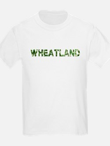 Wheatland, Vintage Camo, T-Shirt
