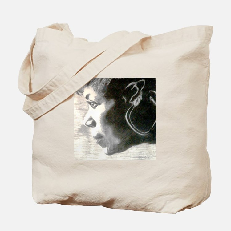Wilma Rudolph Tote Bag