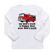 Biggerthandadstruck.jpg Long Sleeve T-Shirt