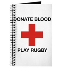 Donate Blood - Play Rugby Journal