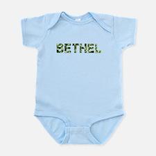 Bethel, Vintage Camo, Infant Bodysuit