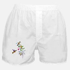 Hummingbirds Boxer Shorts