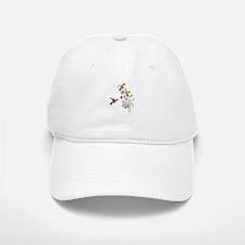 Hummingbirds Baseball Baseball Cap