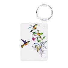Hummingbirds Keychains
