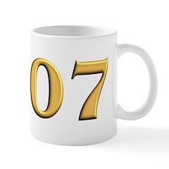 2007 Mug