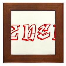 2NE1 de 2000 Framed Tile
