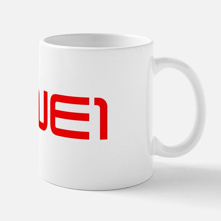 2NE1 logo 3000-500 Mug
