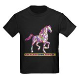 Pony Kids T-shirts (Dark)