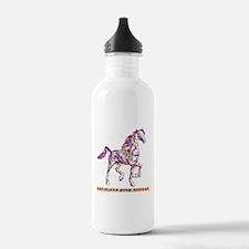 Eat. Sleep. Ride. Repeat. Water Bottle