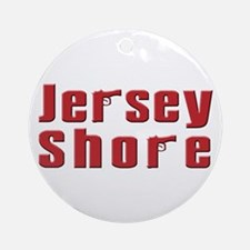 JERSEY SHORE Ornament (Round)