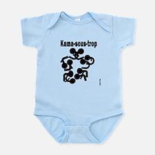 kama sutra Infant Bodysuit
