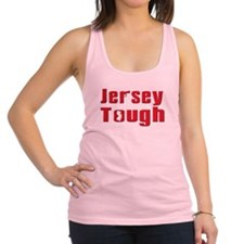 New Jersey Strong Racerback Tank Top