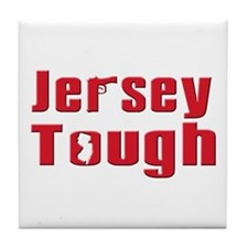 New Jersey Strong Tile Coaster