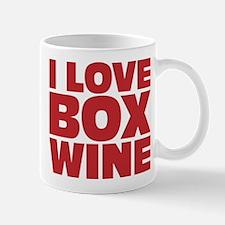 I love box wine Mug