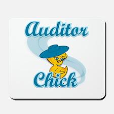 Audit Chick #3 Mousepad