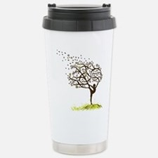 Funny Trees Travel Mug