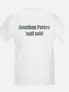 America's Best DJ Jonathan Pe Kids T-Shirt