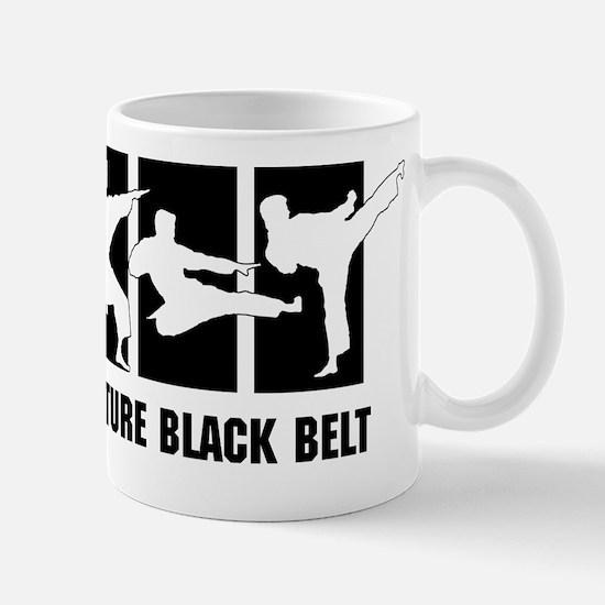 Future Black Belt Mug