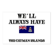 We Will Always Have The Cayman Islands Postcards (