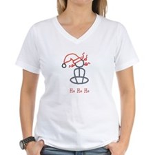 Yoga Christmas Girl-ArtinJoy Shirt