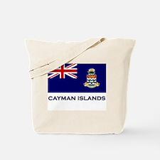 The Cayman Islands Flag Gear Tote Bag