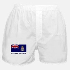 The Cayman Islands Flag Gear Boxer Shorts