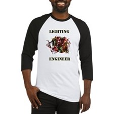 Lighting Engineer Baseball Jersey