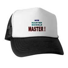 I am the Master Boggle MASTER Trucker Hat