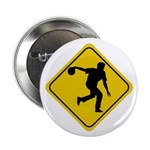 Bowling Crossing Sign Button